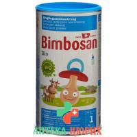 Bimbosan Bio Sauglingsmilch ohne Palmol доза 400г