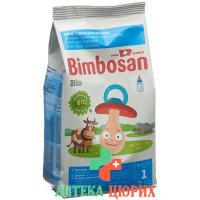 Bimbosan Bio Sauglingsmilch ohne Palmol в пакетиках 400г