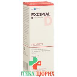 Эксципиал Протект защитный крем без запаха 50 г