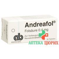 Андреафол 90 таблеток