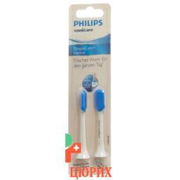 Philips Sonicare Tonguecare+ Buerst Hx8072/80 2 штуки