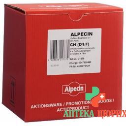Alpecin C1 Shampoo 250мл On-Pack +75мл Reise 6 штук