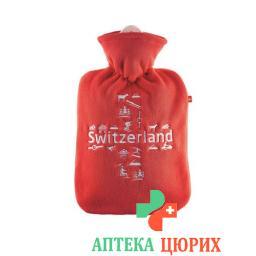 emosan Warmeflasche Best of Switzerland 1.8л