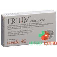 Triumкапли для глаз 15 монодоз 0.35мл