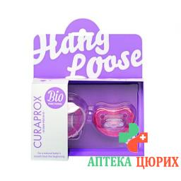 Curaprox Baby Schnuller размер 2 Rosa Doppelpack 2 штуки