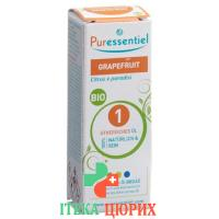 Puressentiel Grapefruit эфирное масло Bio 10мл