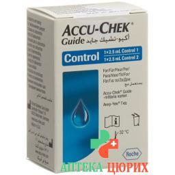 ACCU-CHEK GUIDE CONTROL