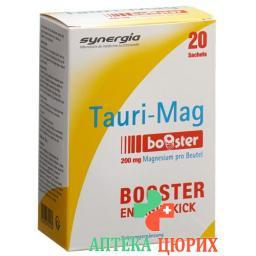 Tauri Mag Energy в пакетиках 20 штук