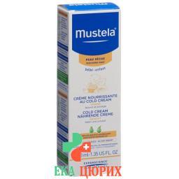 Mustela крем для лица Cold крем для сухой кожи 40мл