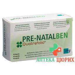 Pre Natalben в капсулах 84 штуки
