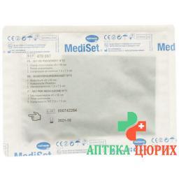 Mediset Verbandwechsel Set No 72 1 пакетиков