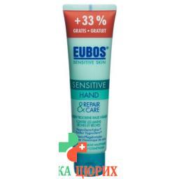 Eubos Sensitive Hand Repair & Care 33% Grat 100мл