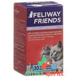 Feliway Friends Zerstauber Nachfullflakon 48мл