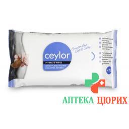 Ceylor Intimpflege-tucher Soft&silky 12 штук