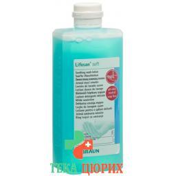 Lifosan Soft лосьон для мытья 500мл