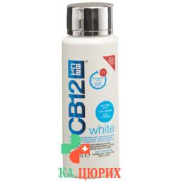 CB12 White ополаскиватель для полости рта бутылка 250мл