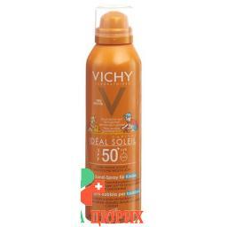 Vichy Ideal Soleil Anti-Sand Kinder LSF 50+ 200мл