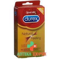 Durex Natural Feeling Praservativ Big Pack 16 штук