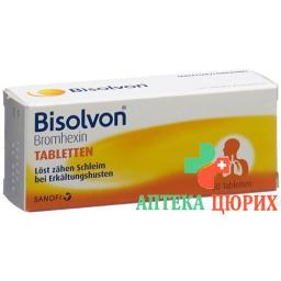 Бисольвон 8 мг 50 таблеток