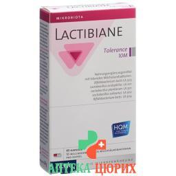 Lactibiane Tolerance 10m в капсулах 45 штук