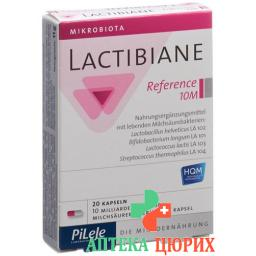 Lactibiane Reference 10m в капсулах 20 штук