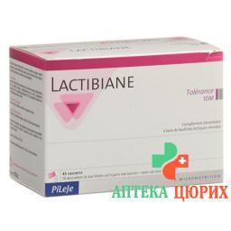 Lactibiane Tolerance 10m в пакетиках 45 штук