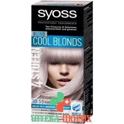 Syoss Blond Platinum 10-55 Blond