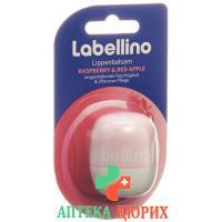 Labello Labellino Raspberry & Red Apple 7г
