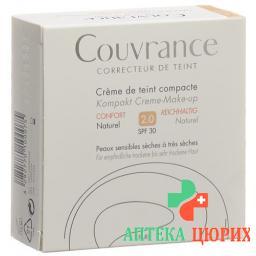Avene Couvrance Kompakt Make-Up Naturel 02 10г