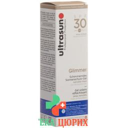 Ultrasun Glimmer SPF 30 150мл