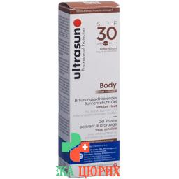 Ultrasun Body Tan Activator SPF 30 150мл