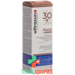Ultrasun Face Tan Activator SPF 30 50мл