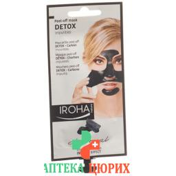 Iroha Detox Peel Off Mask Blackheads