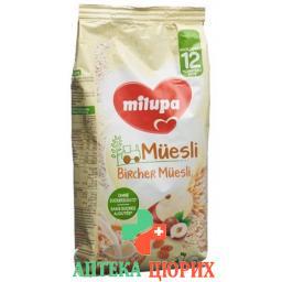MILUPA BIRCHER MUESLI