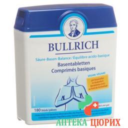 Буллрих Кислотно-щелочной баланс 200 таблеток