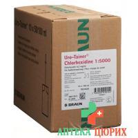 Уро Тайнер Хлорекс 1:5000 10 х 100 мл раствор для промывки