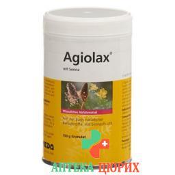 Агиолакс гранулы