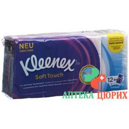 KLEENEX TASCHENTUE SOFT TOUCH