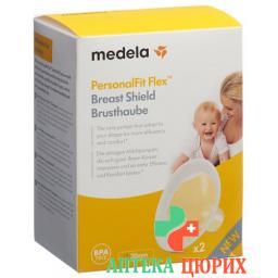 MEDELA PERS FIT FLEX BRUSTH XL