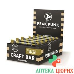 PEAK PUNK BAR CACAO+COFF DISPL
