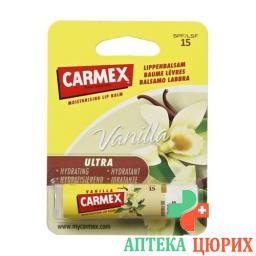 CARMEX LIPPENBALSAM PREM VANIL
