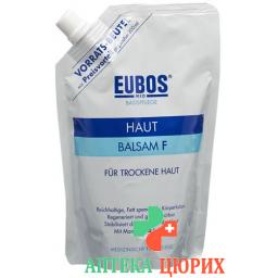 Eubos Hautbalsam F наполнитель 400мл