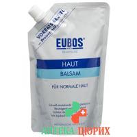 Eubos Hautbalsam Nachfullbeutel 400мл