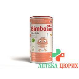 Бимбосан органический рис банка 400 грамм