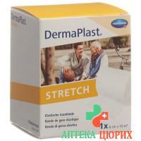 Dermaplast Stretch марлевый бинт Weiss 6смx10м