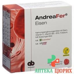 ANDREAFER EISEN STICKS 30 STK