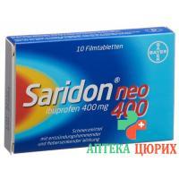 SARIDON NEO FILMTABL 400MG