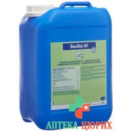 Bacillol Af Desinfektion жидкость канистра 5л