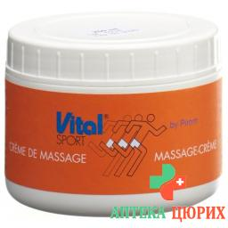 Vital Sport Massagecreme 250мл