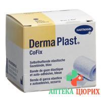 Dermaplast Cofix марлевый бинт 4смx4m Blau